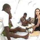 Angelina Jolie - Haiti Earthquake