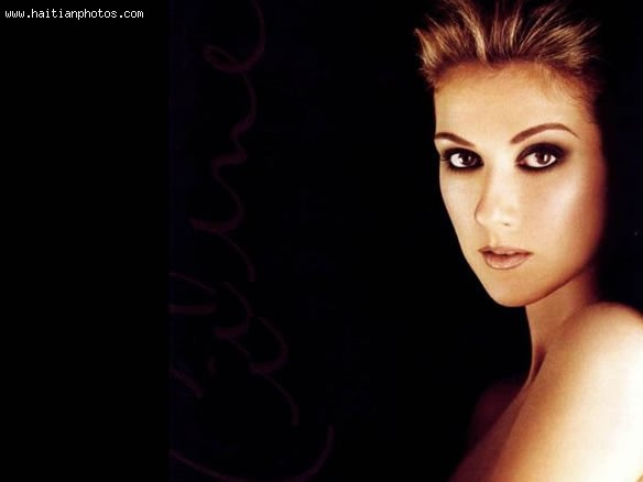 The Beautiful Voice Of Singer Celine Dion