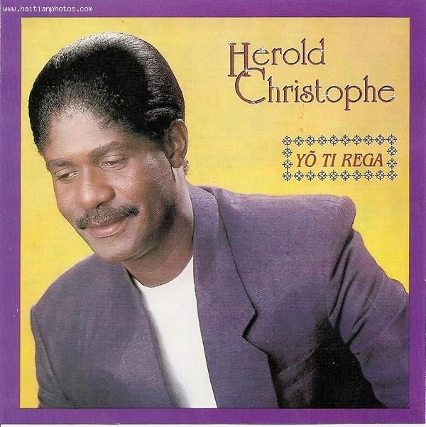 Herold Christophe King Of Romantic Songs