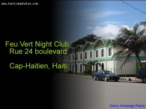Septen Septentrional And Feu Vert Night Club
