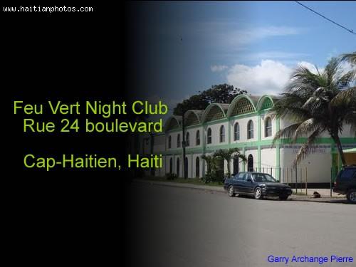 Septen Septentrional And Feu Vert Night Club