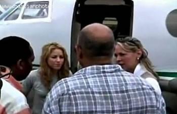 Shakira In Her Visit To Haiti