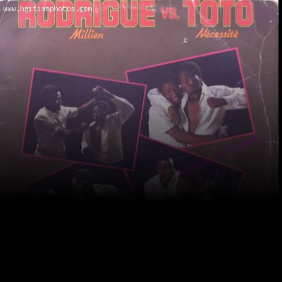 Toto Necessite And Rodrigue Milien Coumbite Creole