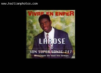 Dieudonne Larose, Je Chante Pour Lhumanite