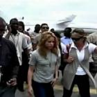 Shakira Visiting Relief Services In Haiti After Earthquake