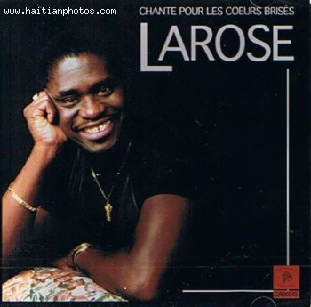 Dieudonne Larose, A Successful Haitian Musician