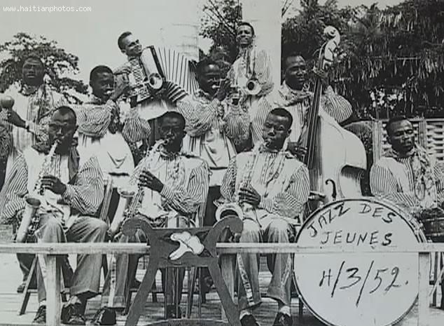Nemour Jean-Baptiste And Jazz Des Jeunes