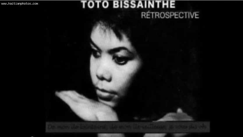 Toto Bissainthe, Aka Marie Clotilde Toto Bissainthe