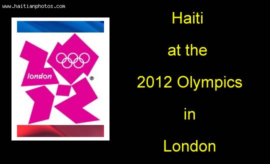 Haiti Olympic Games In London 2012