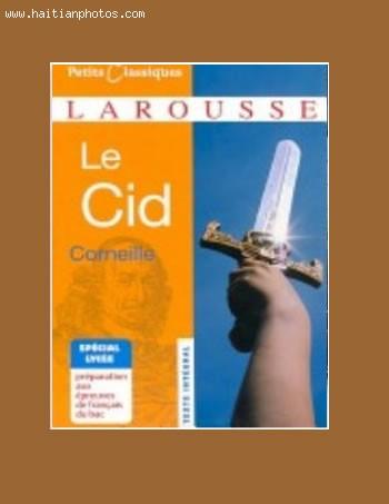 Le Cid In Haitian School