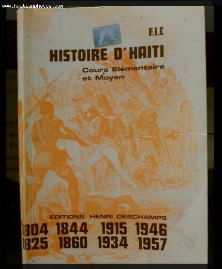 Histoire D'Haiti