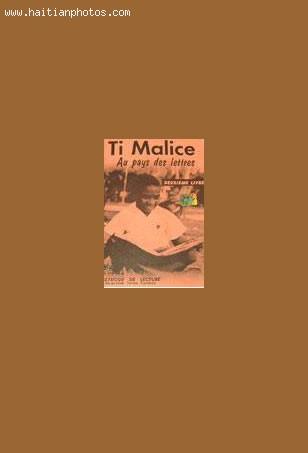 Ti Malice Book