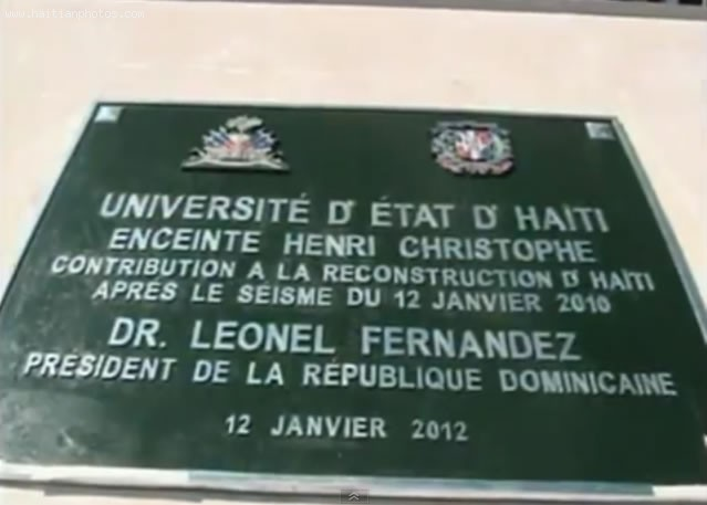 Henry Christophe University, Limonade, Northern Haiti