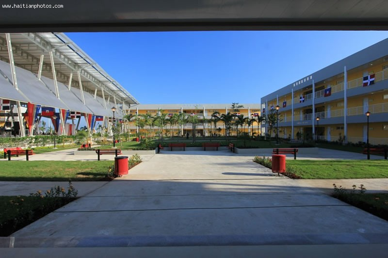 The Back Of Henry Christophe University, Limonade, Northern Haiti