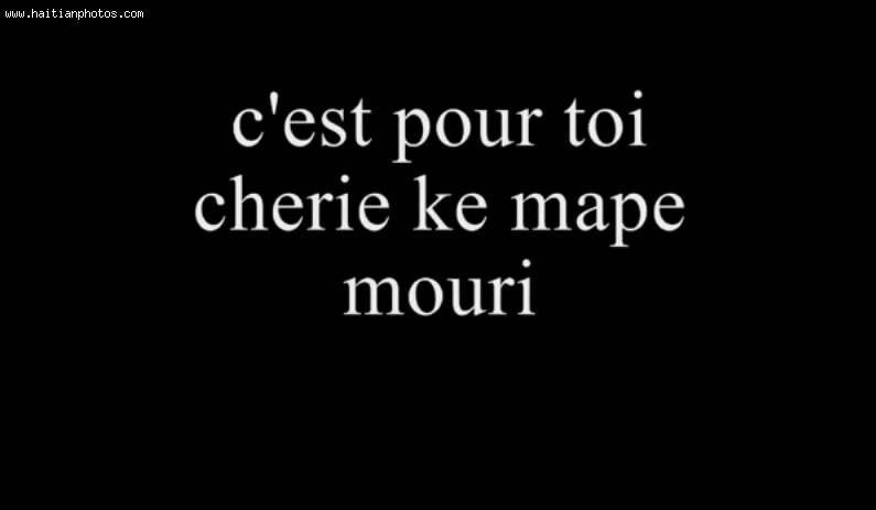 Ti Paris And Twoubadou