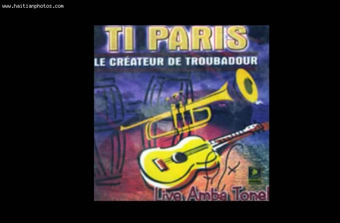 Ti Paris, The Father Of The Haitian