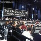 Hope For Haiti Telethon And George Clooney
