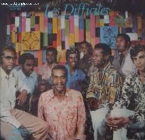 Les Difficiles De Petion-Ville And Henry Celestin