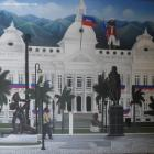 Haiti National Palace Picture