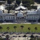 Haiti National Palace Destruction