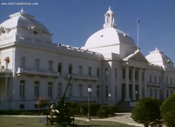 Haiti National Palace, Dessalines