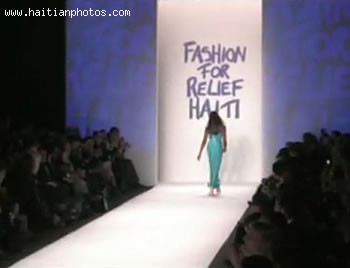 Fashion For Relief Haiti Forf The Victims Of Earthquake