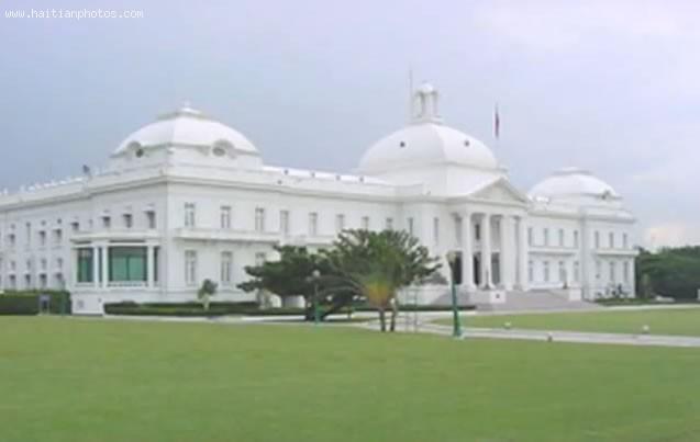 Haiti National Palace, Construction
