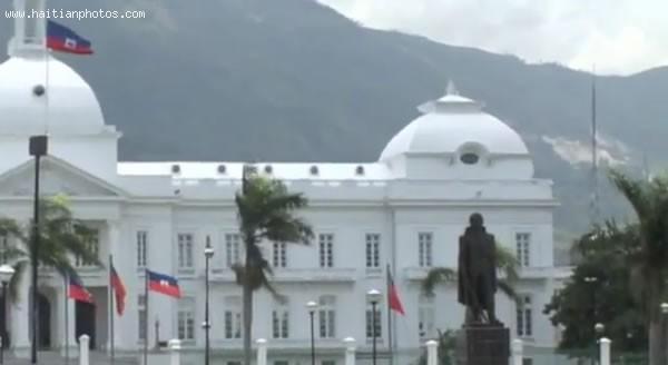 Haiti National Palace, Architect
