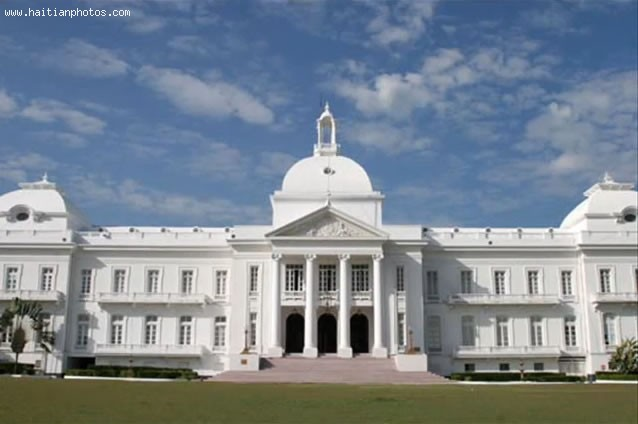 Haiti National Palace, Colonial Governor General