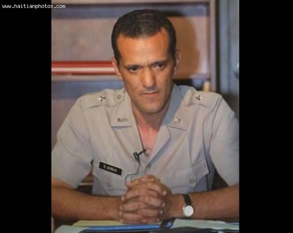 General Raoul Cedras, Jeremie