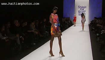 Fashion For Relief Haiti - Earthquake