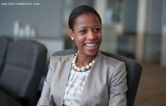 Haitian-American Mia Love At Republican National Convention In Tempa 2012