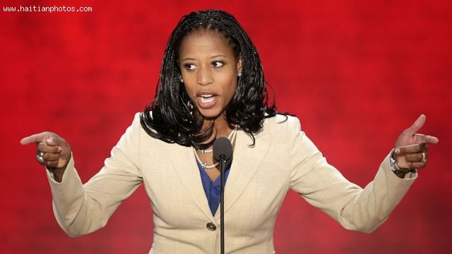 Haitian-American Mia Love At Republican National Convention In Tempa 2012