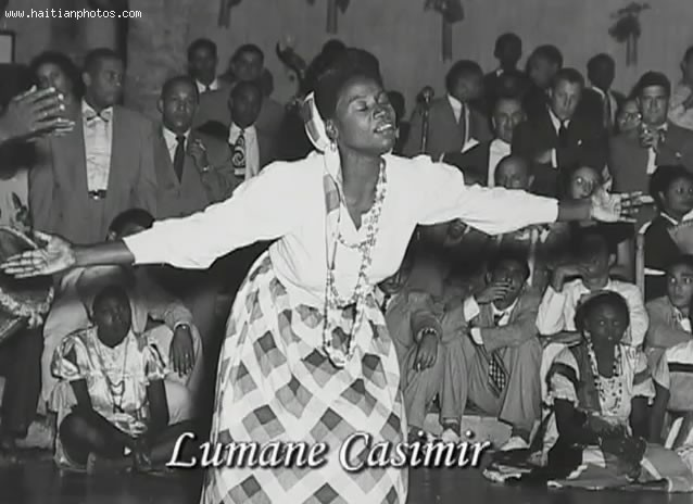 Lumane Casimir And Songs