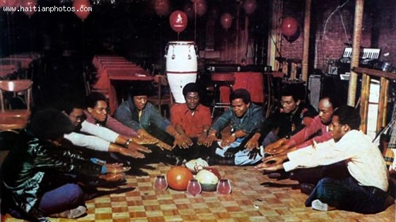 Tabou Combo And Its Music Style