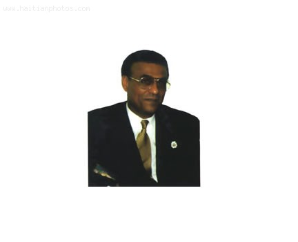 Prime Minister Smarck Michel Born March 29, 1937, In St. Marc