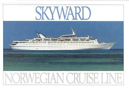 Tourism Haiti Skyward Cruise Line