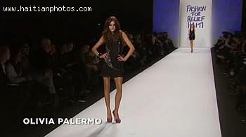 Fashion For Relief Haiti - Olivia Palermo