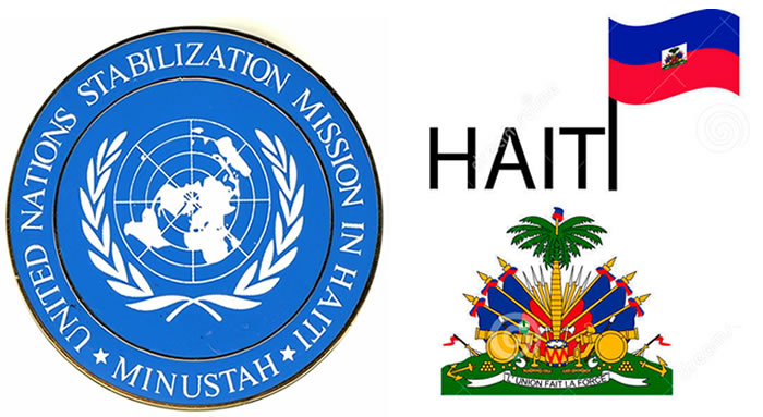 Minustah Military Force In Haiti