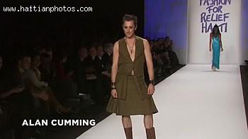 Fashion For Relief Haiti - Alan Cumming