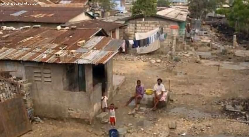 Poverty In Haiti