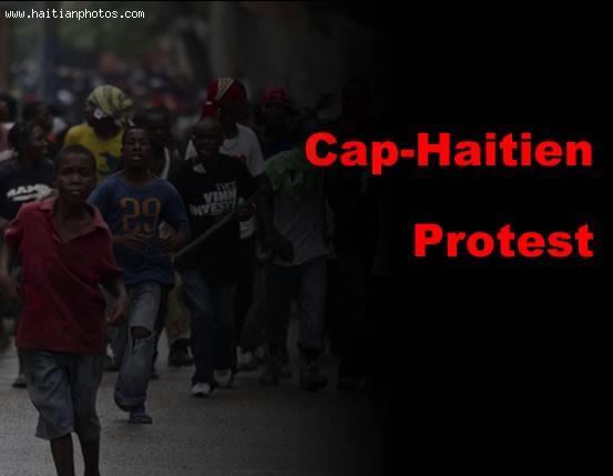 Protest Cap Haitian