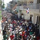 Protest And Manifestation In Cap-Haitian