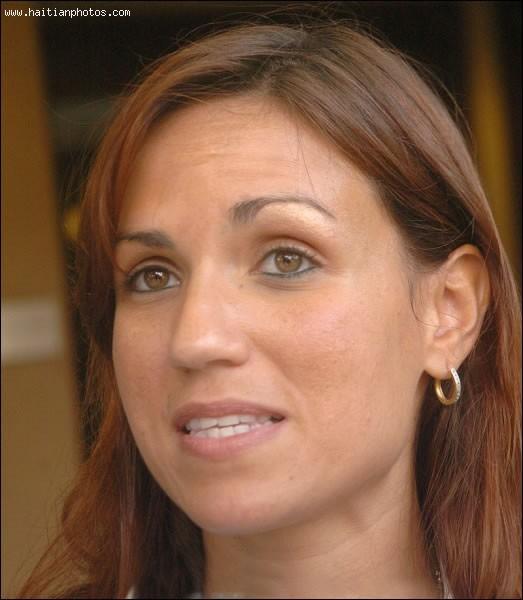 Stephanie Balmir Villedrouin, Tourism Has Suffered In Haiti