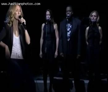 Hope For Haiti Now Telethon - Celine Dion