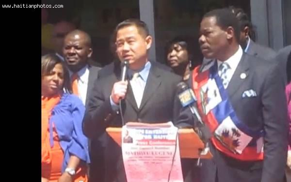 TPS For Haitians, Council Member Dr. Mathieu Eugene