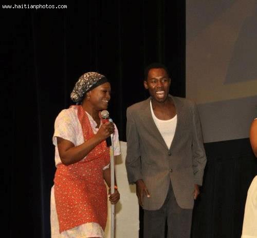 Haiti Movie Awards, Second Awards