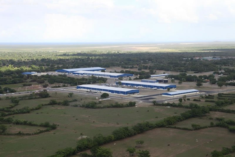 Caracol Industrial Park Covers 246 Hectares Of Land In The North Of Haiti