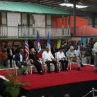 Caracol Industrial Park Inauguration IDB Projected Job