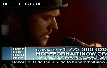 Hope For Haiti Now Telethon - Justin Timberlake